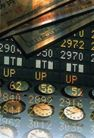 金融商业0283,金融商业,商业金融,数字 美元 时钟 经济