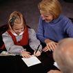 金融市场0093,金融市场,商业金融,母亲 孩子 学习