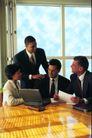 商业交流0261,商业交流,商业金融,会议 讨论 笔记本电脑