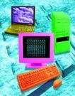 商业视觉0049,商业视觉,商业金融,主机 显示器 笔机本电脑