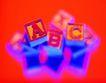 商业视觉0063,商业视觉,商业金融,英文 字母 印章