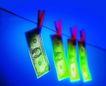 商业视觉0067,商业视觉,商业金融,钞票 夹子 绳子