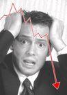 超想世界0009,超想世界,科技,股市 熊市 狂跌 抱头 崩溃 斩仓 经济 金融 财富 金钱 利润 投机