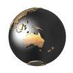 地球集锦0052,地球集锦,科技,国家版块 大陆结构图 地图图片