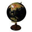 地球集锦0054,地球集锦,科技,地球仪 黑色 转动