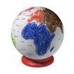 地球集锦0075,地球集锦,科技,手绘 乒乓球 球面
