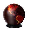 地球集锦0096,地球集锦,科技,球 红色 希望