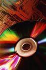 光碟制造0075,光碟制造,科技,光盘 反光 展示