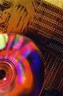 光碟制造0078,光碟制造,科技,颜色 光亮 碟面