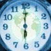 时钟百科0128,时钟百科,科技,六点整 180度 平角 直线 地图