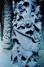 时钟百科0151,时钟百科,科技,龙 龙柱 中国龙 柱子
