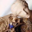 时钟百科0159,时钟百科,科技,时钟与女人 石膏像 坛子