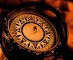 世界指南0011,世界指南,科技,罗盘 侧面 灰色 古老 欧式