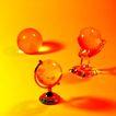 世界指南0016,世界指南,科技,水晶 水晶地球 球体 模型 梦想