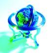 世界指南0017,世界指南,科技,地球仪 蓝色 科研 勘探 奥秘