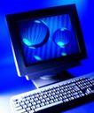 网际网路0005,网际网路,科技,电脑 整机 样机 水晶球 二手 老式