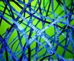 网际网路0021,网际网路,科技,网线 交叉 遍布