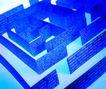 网际网路0030,网际网路,科技,组合 迷宫 数字世界