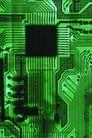 现代科技0073,现代科技,科技,密集 印刷 电路
