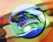 芯片主板0127,芯片主板,科技,箭头 齿轮 圆环 错杂 视觉