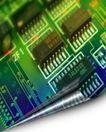 芯片主板0138,芯片主板,科技,电路板特写