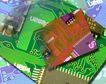 芯片主板0153,芯片主板,科技,主板 电路板 蕊片