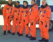 星球探索0219,星球探索,科技,航天服 宇航员 排队