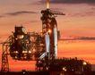 星球探索0235,星球探索,科技,发射基地 航天飞机 发射 升空