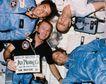 星球探索0262,星球探索,科技,探索员 休息片刻 笑容满面
