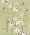 抽象金融0031,抽象金融,金融,金钱符号 纸币 房子