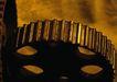 工业工具0076,工业工具,工业,宽齿 齿廓 特写