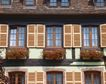外窗绿化0075,外窗绿化,园林,窗户 打开 透明