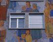 外窗绿化0081,外窗绿化,园林,人物 形象 绿化