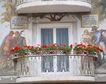 外窗绿化0084,外窗绿化,园林,阳台 花层 图示