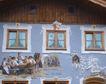 外窗绿化0097,外窗绿化,园林,壁画 房屋 雕塑