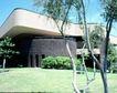 园林别墅0220,园林别墅,园林,圆形 弧度 围栏