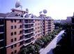 园林别墅0228,园林别墅,园林,楼房  雷达  住宅区
