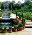 园林绿化0142,园林绿化,园林,公园  盆景   泉水