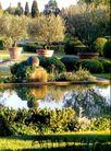 园林绿化0151,园林绿化,园林,公园 花草 池塘