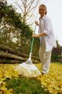 园林种植0124,园林种植,园林,落叶  清扫 白色衣裳 快乐劳动 扫帚