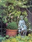 园林种植0162,园林种植,园林,雕像 女人  动物(羊)