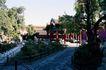 名院0121,名院,园林,亭子 走廊 参天古树 名胜古迹 古色古香