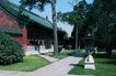 名院0128,名院,园林,红房子 历史 阳春 绿瓦 雕檐