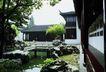 名院0141,名院,园林,假石   小桥  流水
