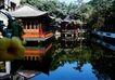 名院0156,名院,园林,皇宫 花园 院与湖