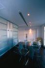 餐厅0118,餐厅,装饰,灯光 木地板 玻璃门