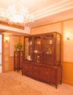 餐厅0127,餐厅,装饰,搭配 协调 房间一角 茶杯 壁灯