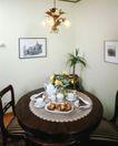 餐厅0132,餐厅,装饰,甜点 圆桌 约会 刀具 餐具