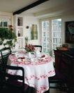 餐厅0136,餐厅,装饰,餐具 卓椅 摆设 整齐