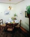 餐厅0139,餐厅,装饰,房屋 晚上 等待